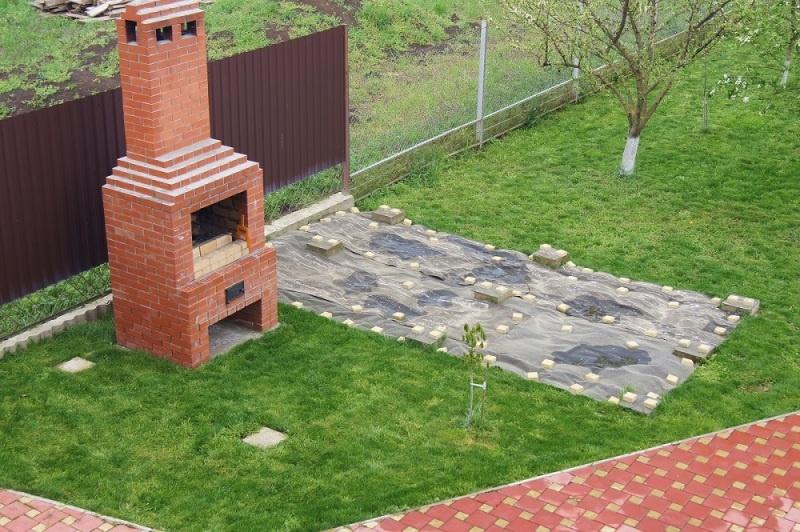 Строительство садовой беседки - фото 5