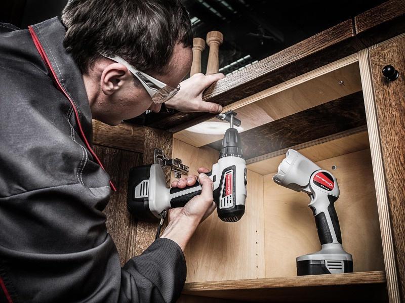 «ИНТЕРСКОЛ» представил новую серию аккумуляторных дрелей-шуруповертов М3 - фото 1