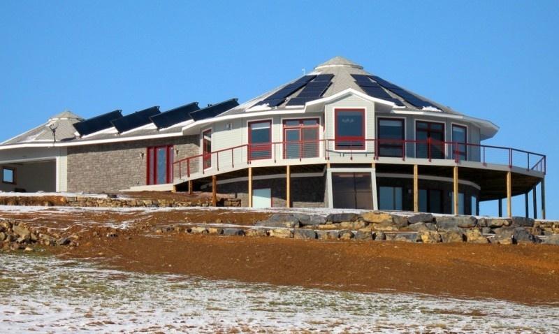 Компания Deltec представила линейку модульных энергоэффективных домов