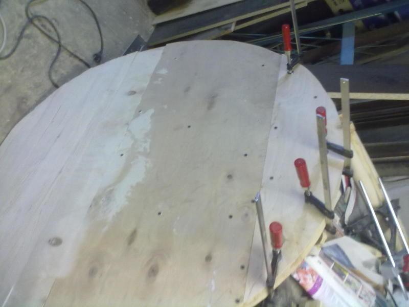 Реставрация-модернизация столика. - фото 7