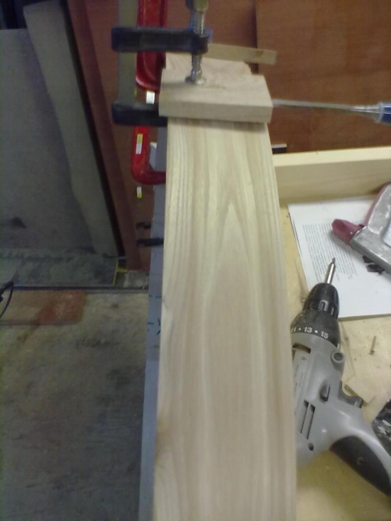 Реставрация-модернизация столика. - фото 12