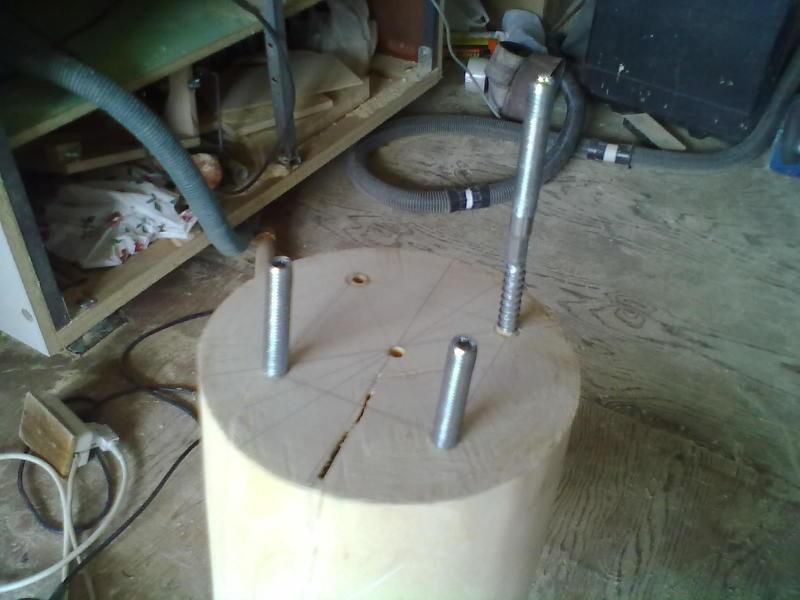 Реставрация-модернизация столика. - фото 9