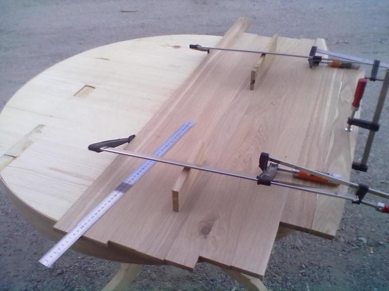 Реставрация-модернизация столика. - фото 10