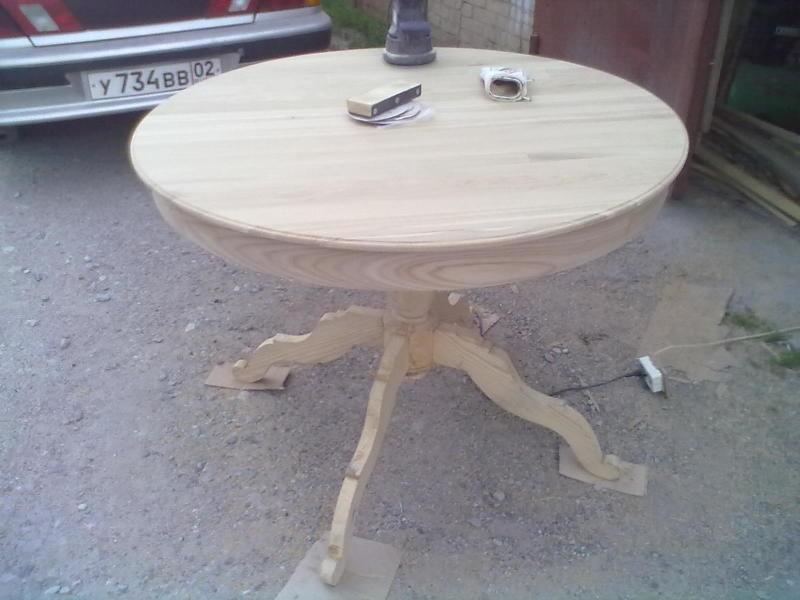 Реставрация-модернизация столика. - фото 13