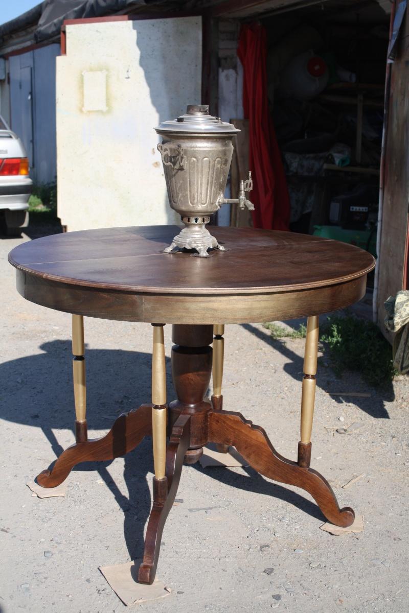 Реставрация-модернизация столика. - фото 17
