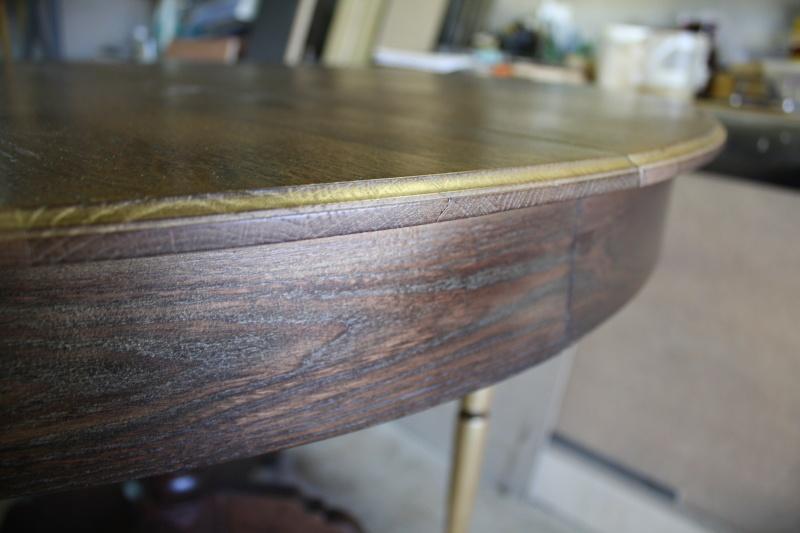 Реставрация-модернизация столика. - фото 16