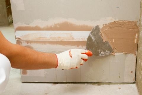 Как сделать перегородку из гипсокартона своими руками - фото 8