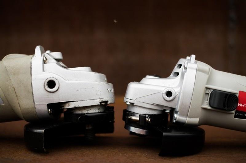 Обзор и разборка УШМ-125/750 - самой компактной УШМ от компании