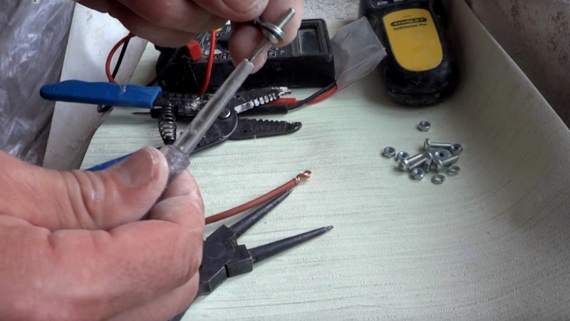 Надежное соединение алюминиевого и медного провода - фото 1