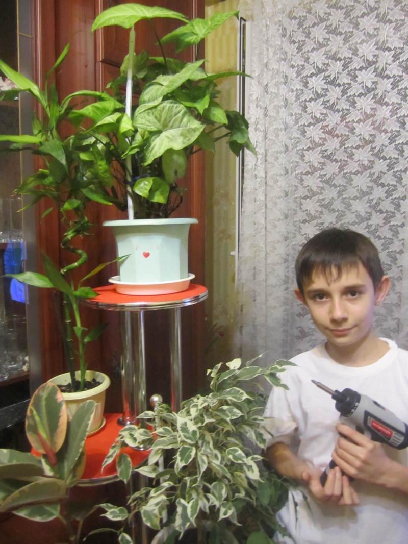 Подставка для цветов! - фото 12