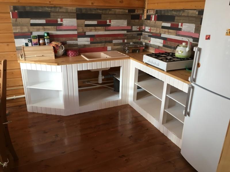 Строим кухню своими руками - фото 9