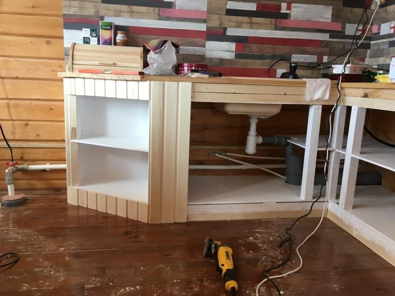 Строим кухню своими руками - фото 8
