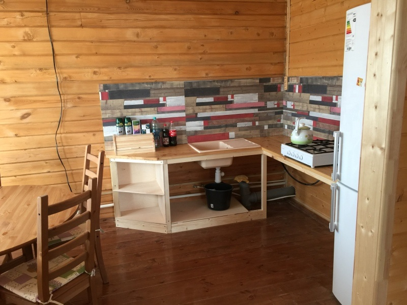Строим кухню своими руками - фото 6