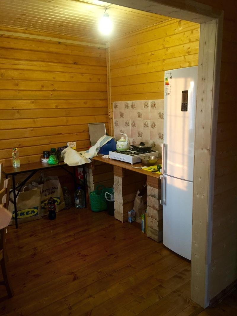 Строим кухню своими руками - фото 1