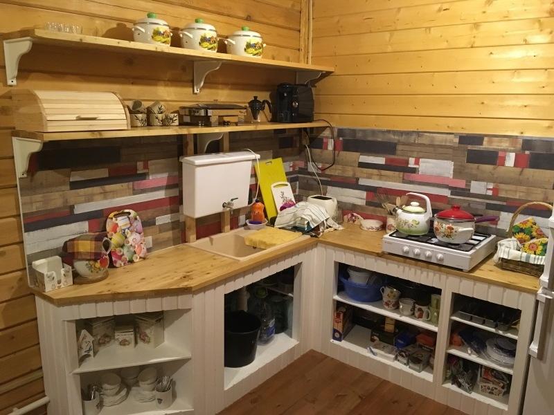 Строим кухню своими руками - фото 11