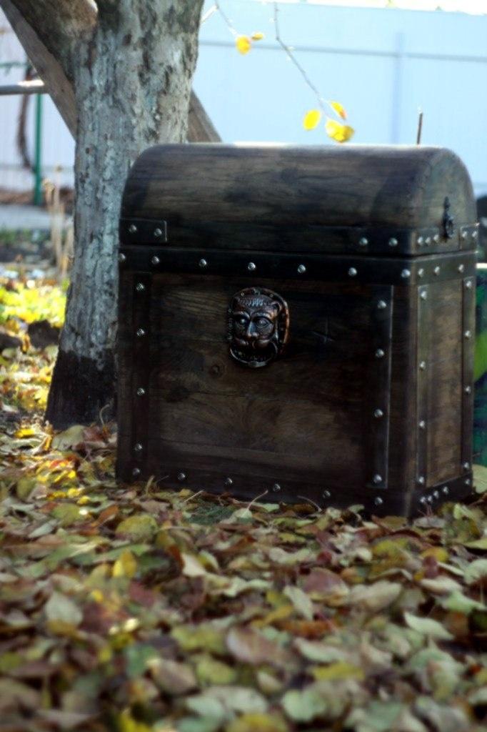 Пиратский сундук для игрушек.  - фото 2