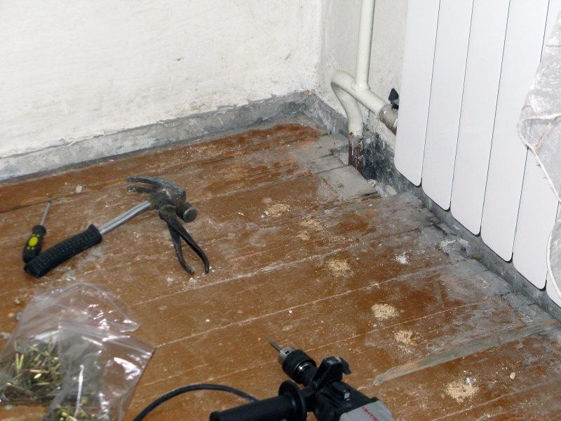 Как самостоятельно укладывать ламинат в квартире - фото 8