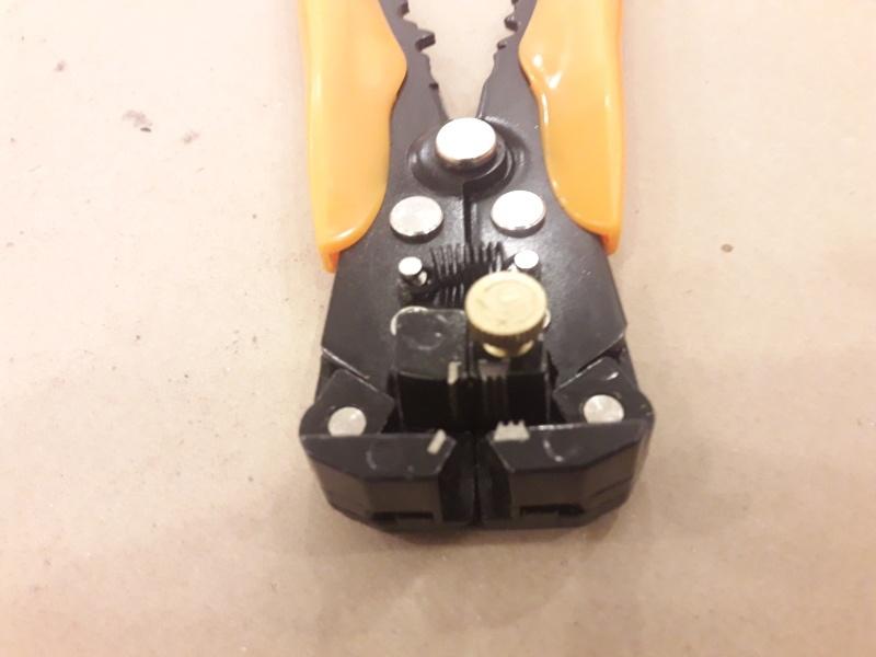 FIT 60030, Sturm, Topex. Автоматический съемник изоляции - фото 4