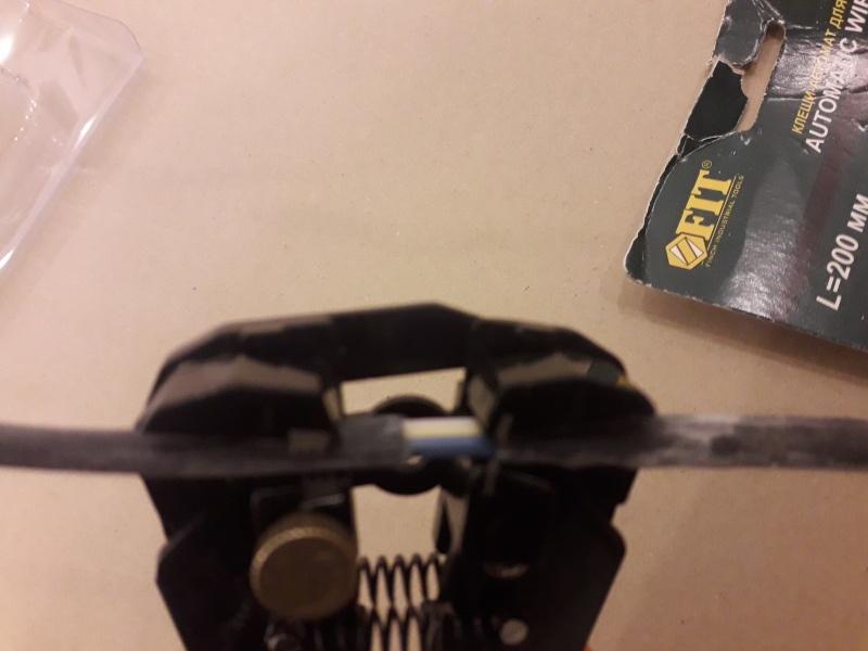 FIT 60030, Sturm, Topex. Автоматический съемник изоляции - фото 15