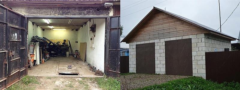 Электропроводка в гараже: варианты подключения, схемы электропроводки, монтаж - фото 2