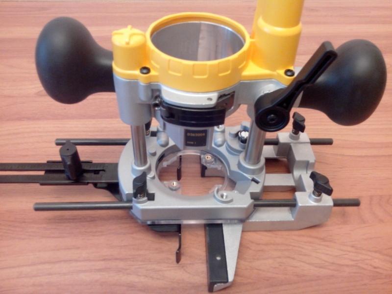 Обзор фрезера DeWALT D26204K - фото 41