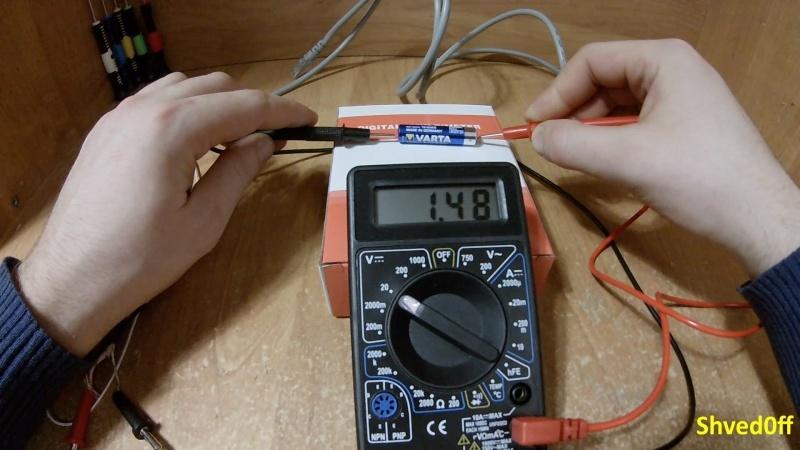 Как пользоваться мультиметром? - фото 1