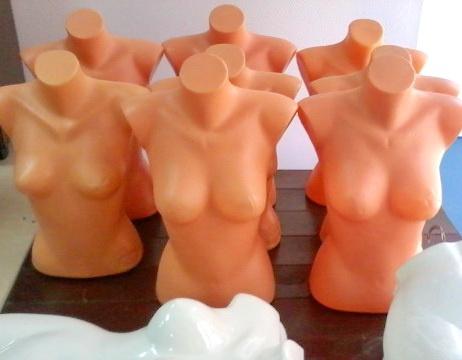 Интерьерный манекен своими руками - фото 1
