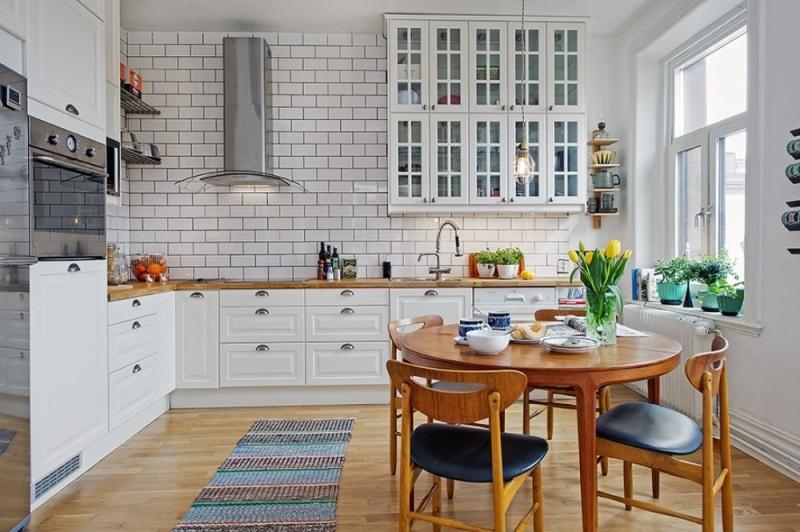 Интерьеры в скандинавском стиле - фото 11