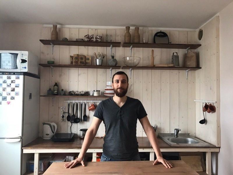 Кухня своими руками за 13 тыс. рублей  - фото 1
