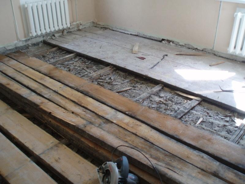 Бюджетный пол в старых домах - фото 3