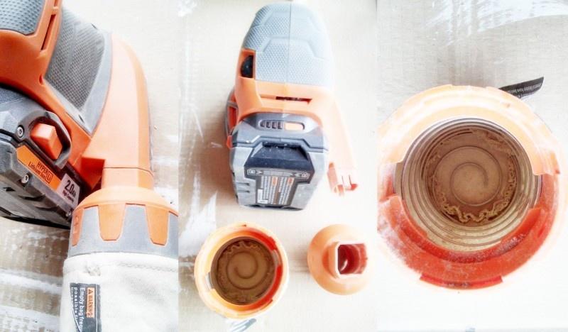 Аккумуляторная орбитальная шлифмашина AEG BEX18-125 макси-отзыв/мини-обзор. - фото 5