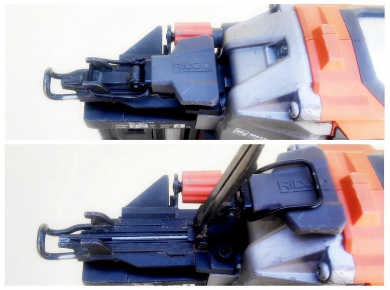 Аккумуляторный нейлер RIDGID/AEG 16GA 18v с бесщеточным двигателем - фото 5