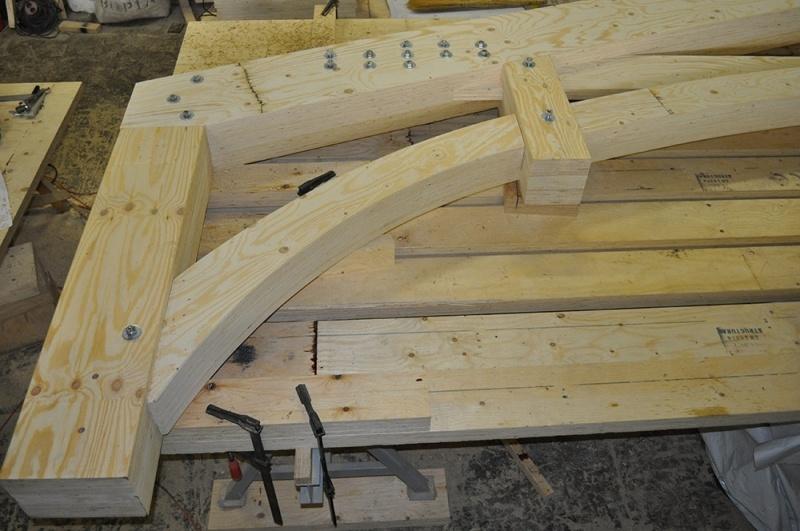 Рекомендации по изготовлению каркаса для встроенной сауны, бани - фото 2