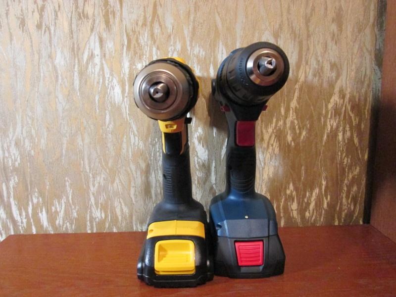 Bosch vs DeWalt. Сравнительный обзор ударных шуруповертов 18В. - фото 11