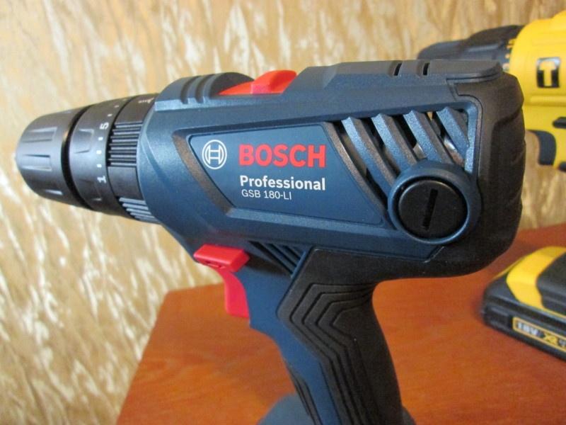 Bosch vs DeWalt. Сравнительный обзор ударных шуруповертов 18В. - фото 17