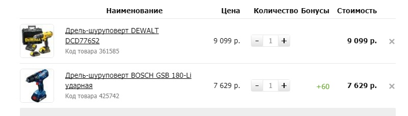 Bosch vs DeWalt. Сравнительный обзор ударных шуруповертов 18В. - фото 21