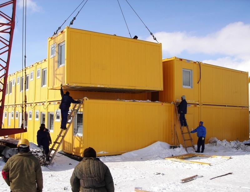 Преимущества строительства зданий из PIR сэндвич-панелей в суровых климатических условиях - фото 1
