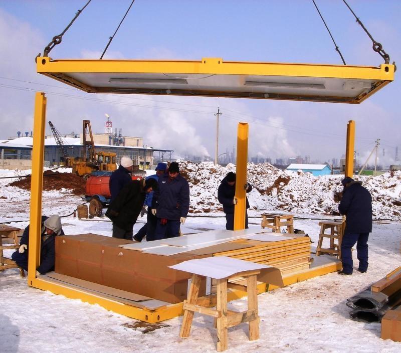 Преимущества строительства зданий из PIR сэндвич-панелей в суровых климатических условиях - фото 9