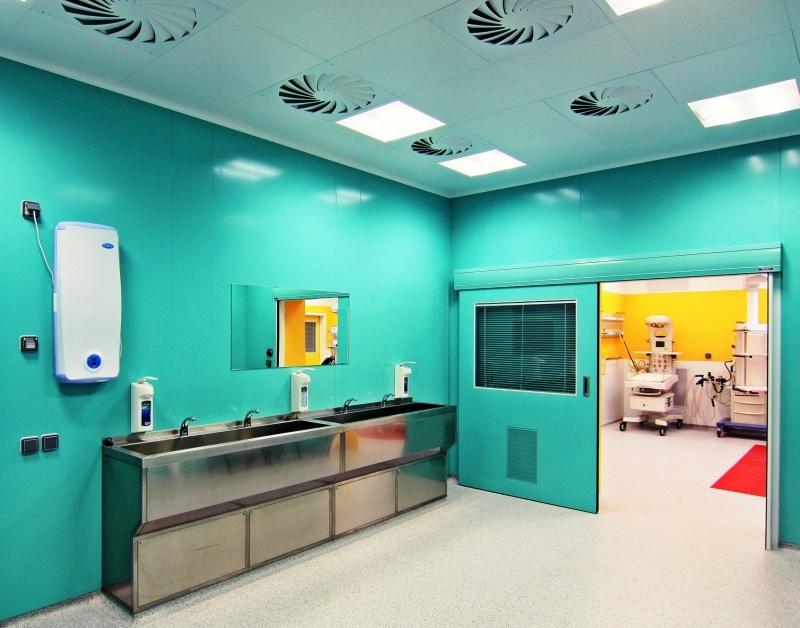 Особенности строительства чистых помещений из сэндвич-панелей с сердечником из полиизоцианурата (PIR)  - фото 2