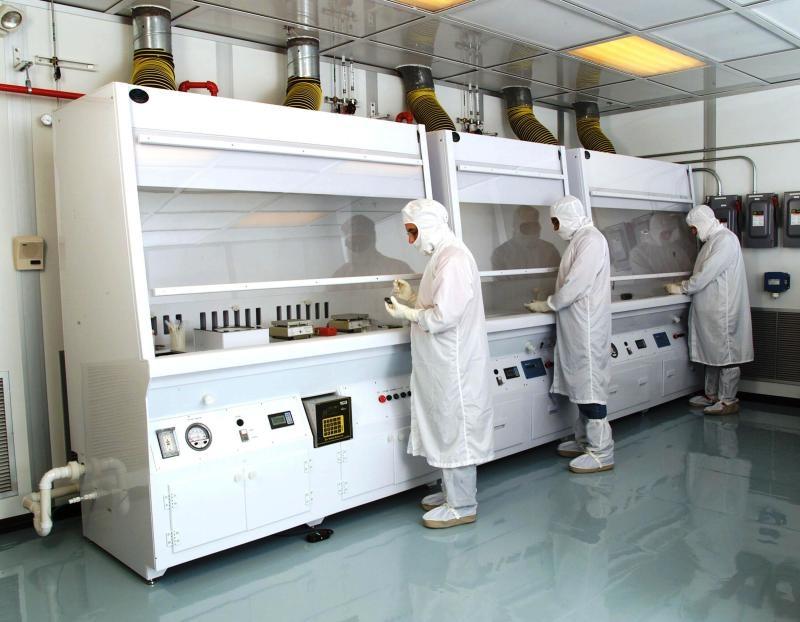 Особенности строительства чистых помещений из сэндвич-панелей с сердечником из полиизоцианурата (PIR)  - фото 7