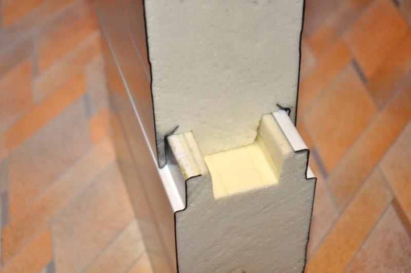 Особенности строительства чистых помещений из сэндвич-панелей с сердечником из полиизоцианурата (PIR)  - фото 8