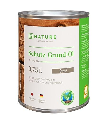 Обзор масляного грунта Schutz Grund-Öl GNature - фото 2