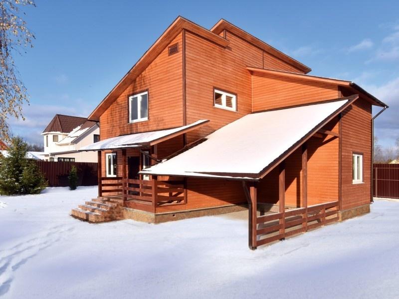 Строительство домов зимой – можно ли строить брусовой или каркасный дом: мифы и преимущества - фото 12