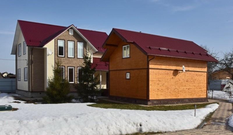 Строительство домов зимой – можно ли строить брусовой или каркасный дом: мифы и преимущества - фото 2