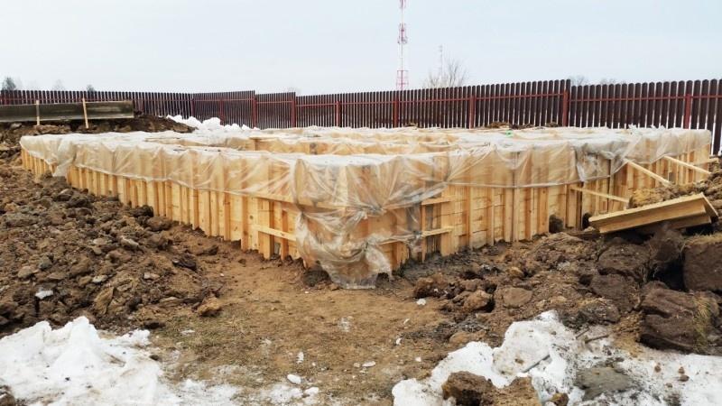 Строительство домов зимой – можно ли строить брусовой или каркасный дом: мифы и преимущества - фото 4