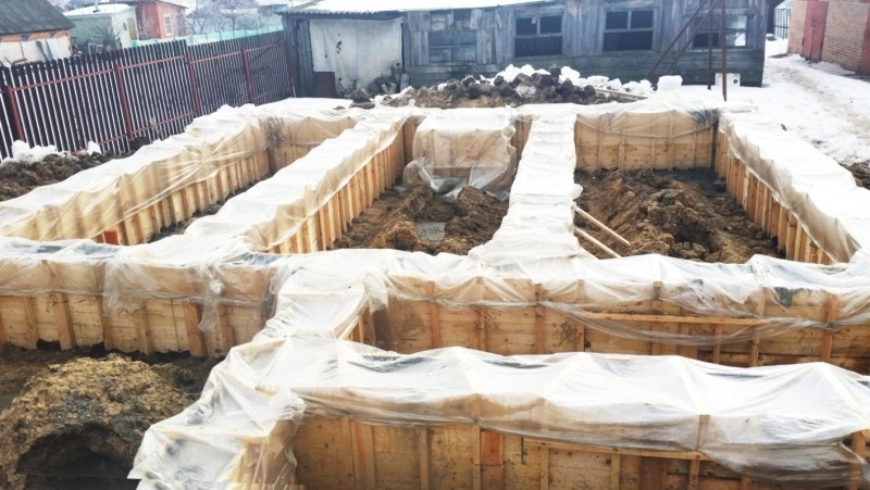 Строительство домов зимой – можно ли строить брусовой или каркасный дом: мифы и преимущества - фото 3