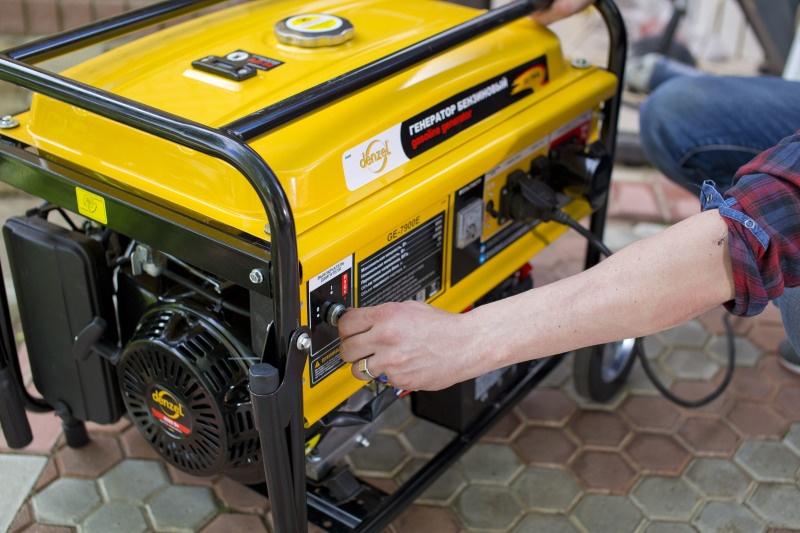 Самые распространенные ошибки в эксплуатации генераторов - фото 1