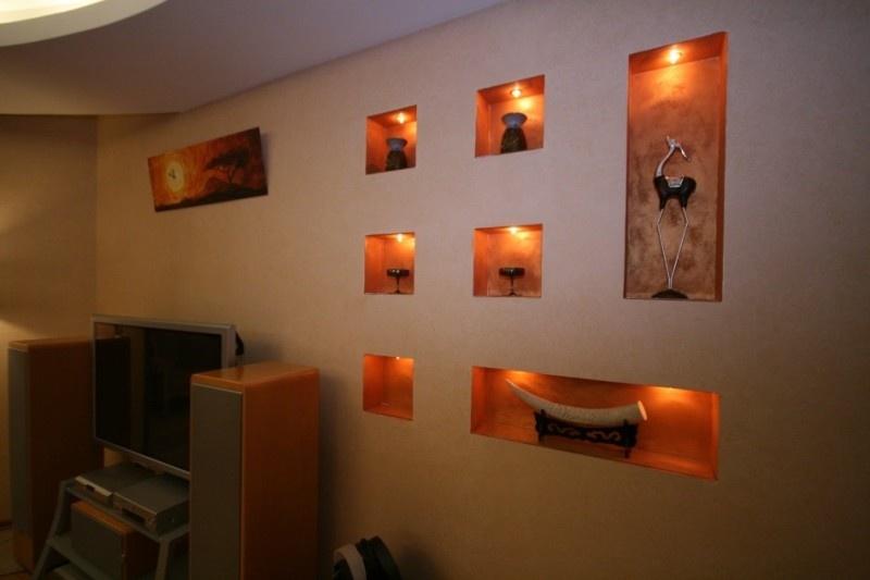 Внутренняя подсветка помещений: разновидности, советы - фото 3