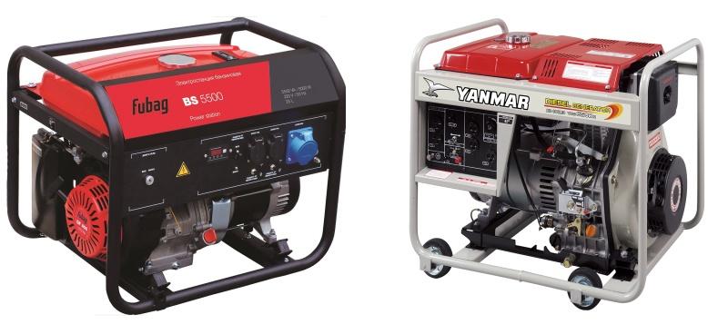 Выбираем генератор для загородного дома - фото 5