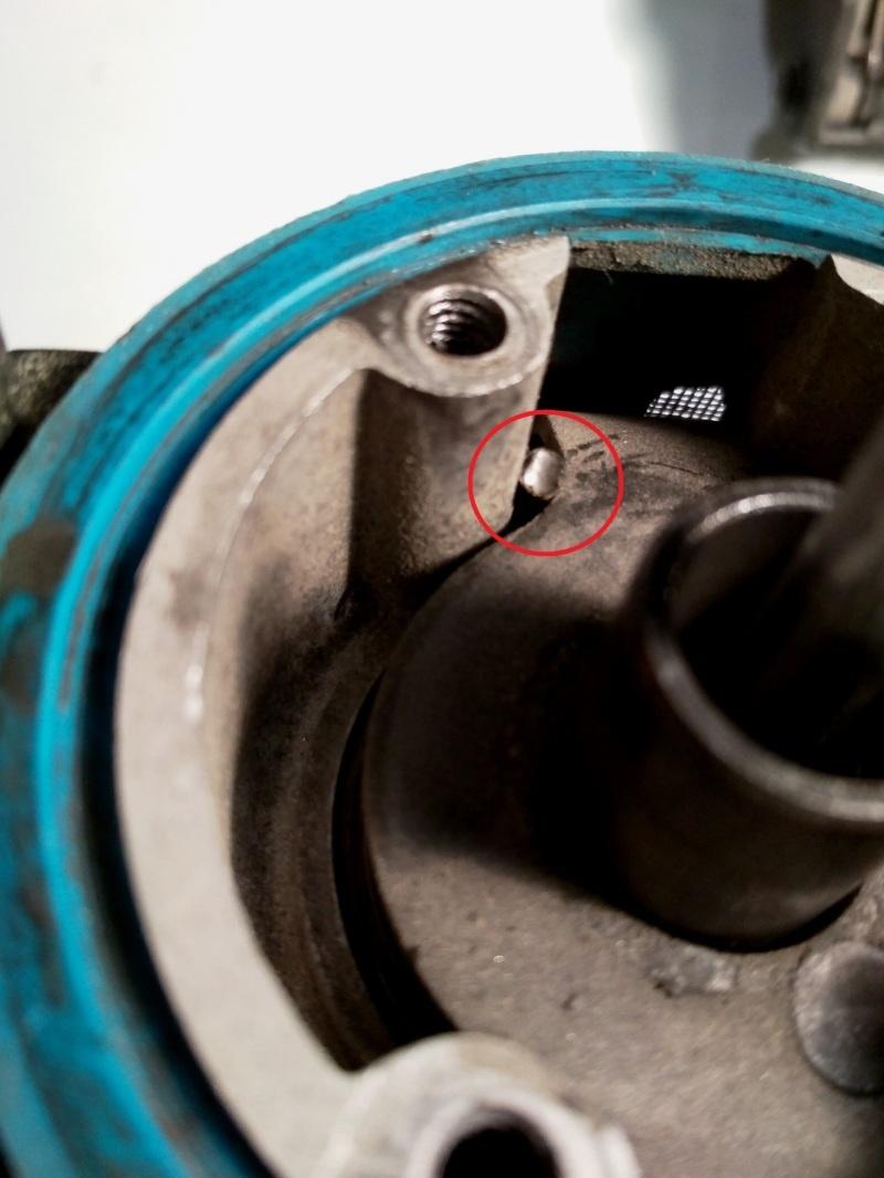 Ремонт Toua GSN-50 - О том, как хитрый гвоздь сломал молоток. - фото 8